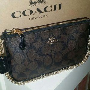 🌺NEW WITH TAGS●COACH Mini Bag/Wristlet🌺🌺